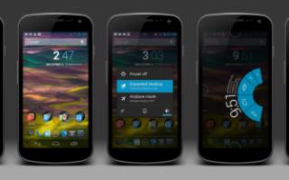 Трансформируем Android. Как позаимствовать фирменные функции прошивок Samsung, Sony и HTC