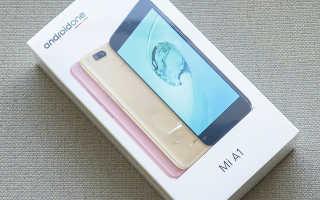 Обзор Xiaomi Mi A1 — смартфона с двойной камерой и чистой версией Android