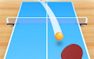 Скачать Virtual Table Tennis на андроид v.1.1.5