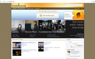 3 онлайн-сервиса для определения названия музыкальных композиций