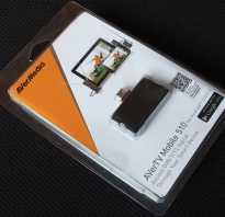Как превратить смартфон или планшет в телевизор. Обзор портативного тюнера AverMedia AVerTV Mobile 510