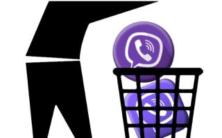 Как удалить Вайбер с телефона полностью – на Андроиде и Айфоне