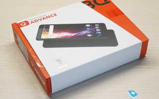 Смартфон BQ-5500L Advance — отзывы