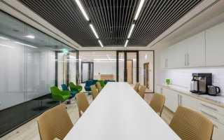 «Смарт-офис»: пространство, которое подстраивается под нужды арендатора