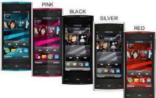 Смартфон-коммуникатор «Нокиа Х6»: обзор, характеристики и отзывы