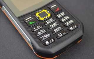Лучшие недорогие кнопочные телефоны с мощным аккумулятором