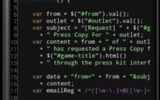 Обзор веб-инструментов для создания приложений без использования Android SDK