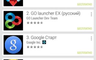 Что такое лаунчер и как его установить? — AndroidInsider.ru