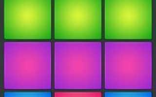 Скачать Drum Pad Machine — Битмейкер на андроид v.2.2.1
