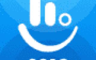 Скачать клавиатуру Touchpal X на телефон бесплатно