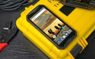 Лучшие защищенные смартфоны и телефоны c IP68
