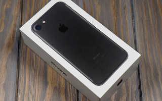 iPhone 7 — обзор нового смартфона от компании Apple.