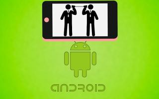 Как настроить вторую линию на андроиде