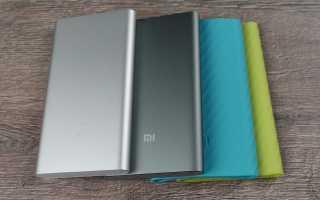 Обзор Xiaomi Mi Power Bank 2 10000 мАч – мощный и компактный павербанк на каждый день