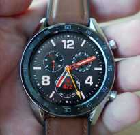 Обзор смарт-часов Huawei Watch GT: спортивный долгожитель