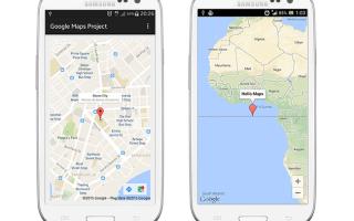 Как выбрать навигатор без интернета для Андроида: Со смартфоном по всему миру