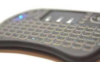 Обзор Vontar i8 — беспроводная мини клавиатура с хорошим списком возможностей