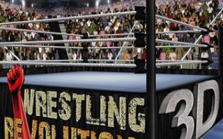 Скачать Wrestling Revolution 3D на андроид v.1.620