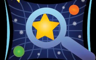 Google Sky Map – навигатор карты ночного неба