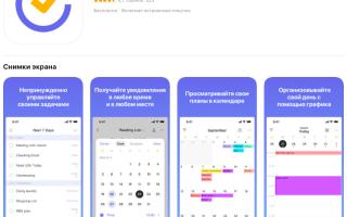 Лучшие приложения для планирования в 2019 году6 Время чтения