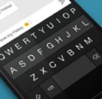 Fleksy: как набирать текст на мобильном, вообще не глядя на клавиатуру