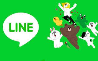 LINE Messenger — скачать бесплатно мессенджер LINE (Лайн)