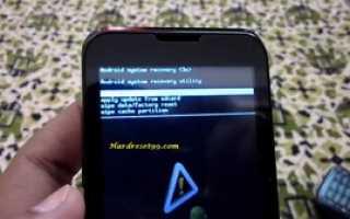 Как установить новую прошивку на ваш телефон под управлением Android