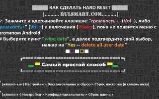 Как разблокировать BQ-Mobile BQS-5502 Hammer