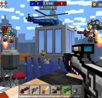 Pixel Gun 3D: стрелялки онлайн 16.8.1