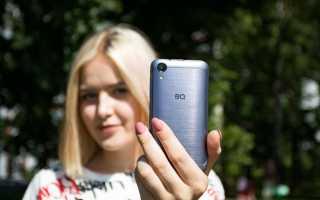 Смартфон BQ 4072 Strike Mini цвет чёрный характеристики