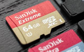 Почему телефон не видит карту памяти SD или microSD — все решения