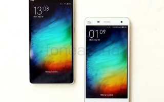 Смартфоны Xiaomi Mi4, Mi4i, Mi4c — чем отличаются?