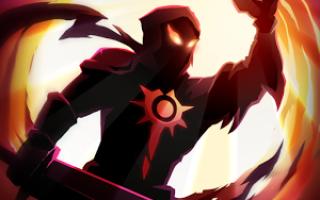 Скачать Shadow of Death: Dark Knight — Stickman Fighting на андроид v.1.13.2.0