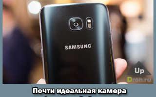 Подробный обзор камеры Samsung Galaxy S7: от характеристик до управления и фишек